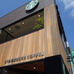 アメリカの次にスタバの店舗数が多い国は日本か?(「スターバックスコーヒー店舗数の都道府県別ランキングを作ってみた|2017秋」)